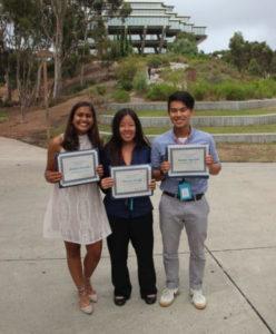 2016 COSMOS Award Winners